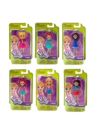 Polly Pocket ve Arkadaşları FWY19 Renkli